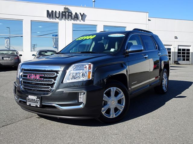 2017 GMC TERRAIN SLE in Abbotsford, British Columbia