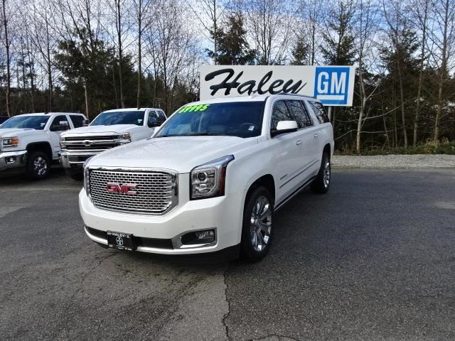 2016 GMC Yukon XL Denali in Sechelt, British Columbia