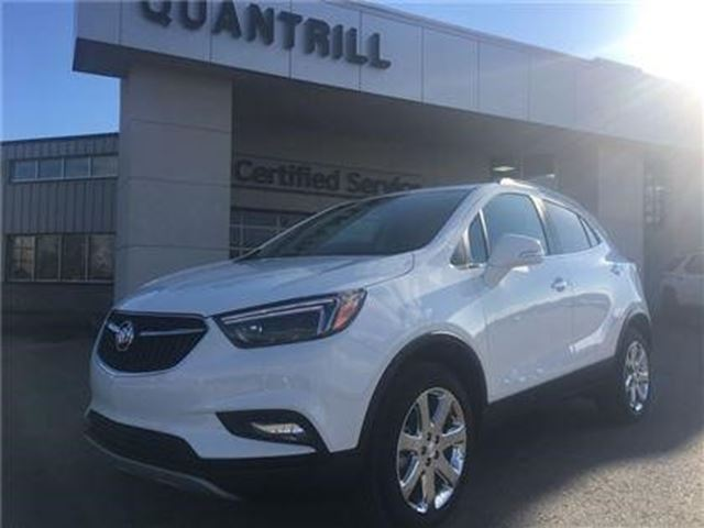 2017 BUICK ENCORE Essence in Port Hope, Ontario