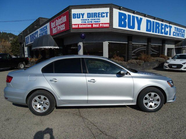 2015 VOLKSWAGEN JETTA 1.8 TSI Highline 4dr Sedan in Kelowna, British Columbia
