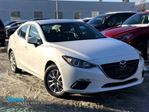 2016 Mazda MAZDA3 GS Sdn A/T One Owner Local Bluetooth USB AUX Na in Port Moody, British Columbia