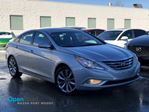 2011 Hyundai Sonata Limited A/T No Accident Blueooth AUX Leather Su in Port Moody, British Columbia