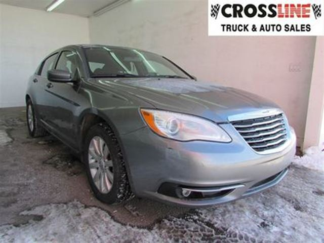 2013 CHRYSLER 200 Touring in Edmonton, Alberta