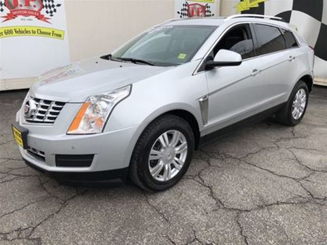 2014 CADILLAC SRX Luxury, Auto, Navigation, Leather, AWD in Burlington, Ontario