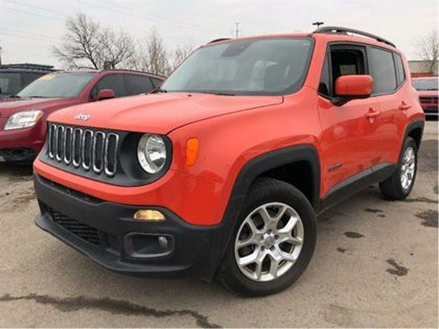 2015 JEEP RENEGADE North in St Catharines, Ontario