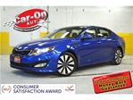 2011 Kia Optima Turbo SX LEATHER NAV PANO ROOF HTD/COOLED SEATS in Ottawa, Ontario