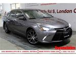 2015 Toyota Camry LOADED XSE V6 NAVIGATION BLIND SPOT MONITOR in London, Ontario