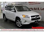 2012 Toyota RAV4 LOADED LIMITED 4WD LEATHER NAVIGATION in London, Ontario