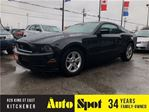 2014 Ford Mustang V6/LOW,LOW KMS!/MINT CAR! in Kitchener, Ontario