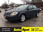 2008 Pontiac G5 LOW, LOW KMS/MOONROOF/PRICED-QUICK SALE! in Kitchener, Ontario