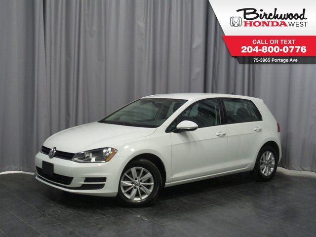 2016 VOLKSWAGEN GOLF           in Winnipeg, Manitoba