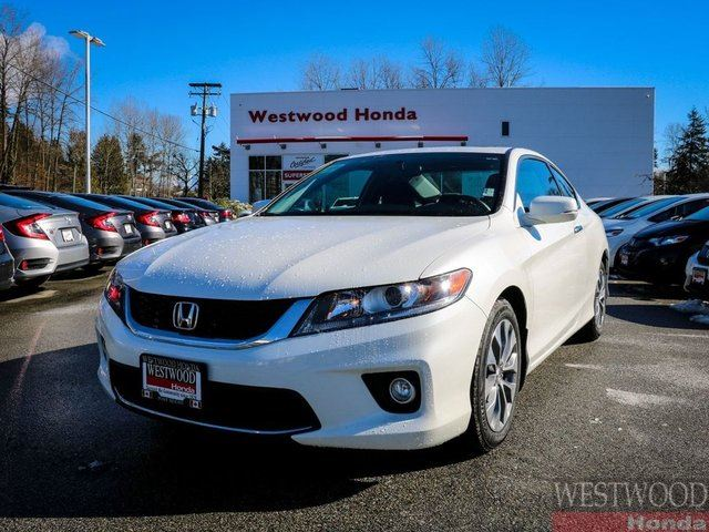 2015 HONDA ACCORD EX in Port Moody, British Columbia