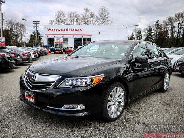 2014 ACURA RLX Base w/Technology Package in Port Moody, British Columbia