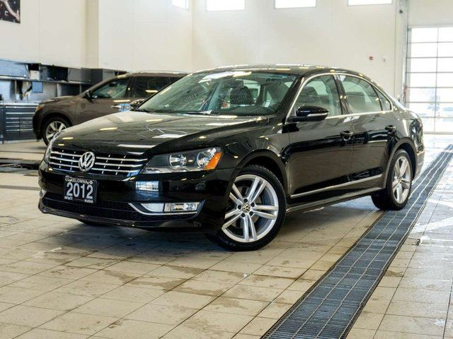2012 VOLKSWAGEN PASSAT 3.6L Highline in Kelowna, British Columbia