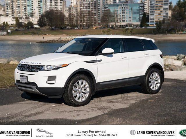 2015 LAND ROVER RANGE ROVER EVOQUE Pure in Vancouver, British Columbia