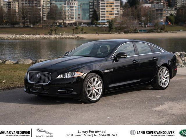 2014 JAGUAR XJ SERIES XJ 3.0L AWD in Vancouver, British Columbia