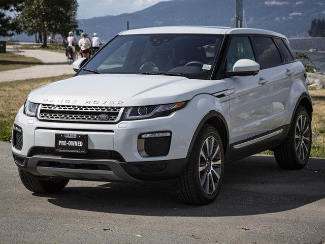 2017 LAND ROVER RANGE ROVER EVOQUE HSE in Vancouver, British Columbia