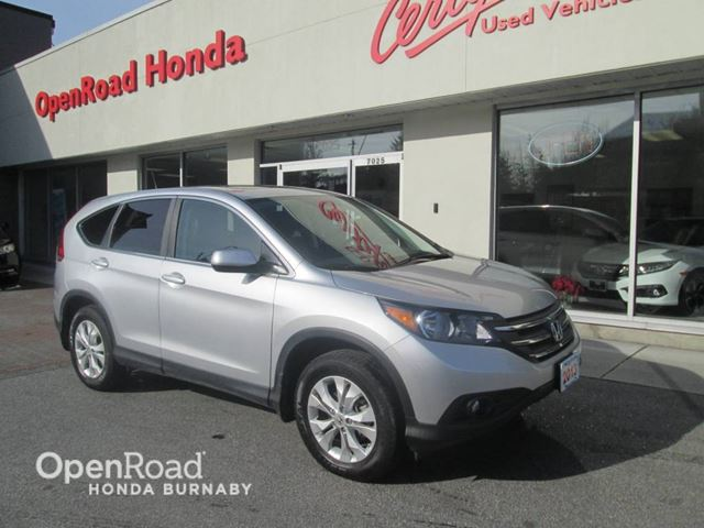 2013 HONDA CR-V EX-L (Honda Certified) in Burnaby, British Columbia