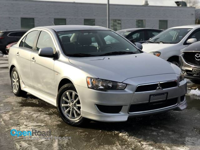 2013 MITSUBISHI LANCER SE A/T No Accident Local Bluetooth AUX Cruise c in Port Moody, British Columbia