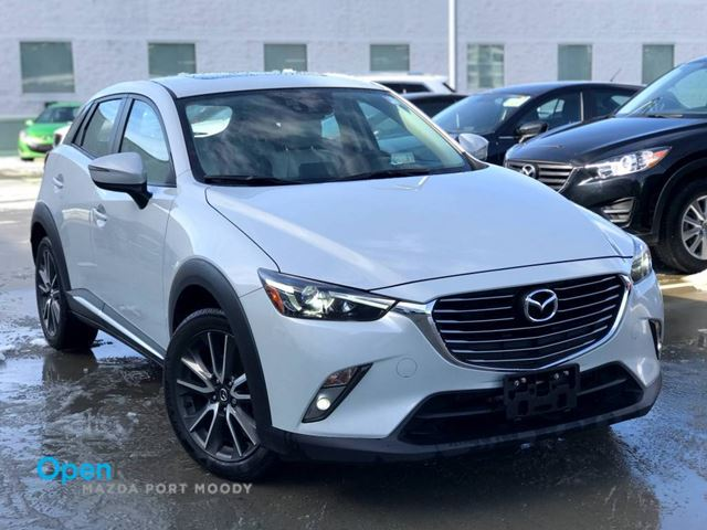 2016 MAZDA CX-3 GT A/T AWD No Accident Local One Owner Bluetoot in Port Moody, British Columbia
