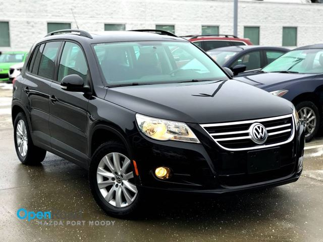 2009 VOLKSWAGEN TIGUAN Trendline A/T AWD Local A/C Panoramic Sunroof C in Port Moody, British Columbia