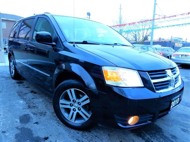 2010 DODGE GRAND CARAVAN SXT  POWER DOORS  REMOTE STARTER  SUPER CLEAN in Kitchener, Ontario