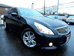 2011 Infiniti G25 LUXURY  LEATHER.ROOF  BACK UP CAMERA in Kitchener, Ontario