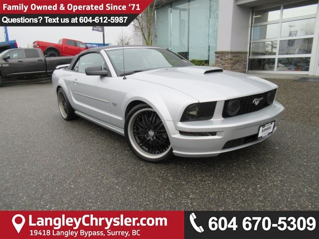 2008 FORD MUSTANG GT in Surrey, British Columbia