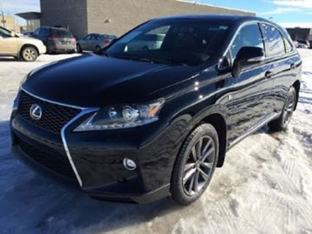 2015 LEXUS RX 350 F-Sport - Touring w/ package 2 in Mississauga, Ontario