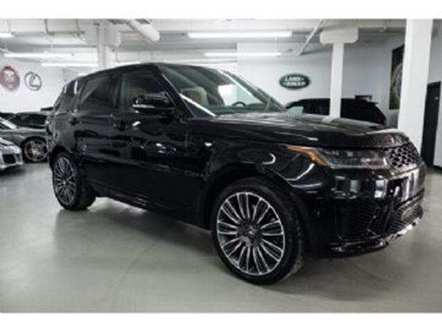 2018 LAND ROVER RANGE ROVER Sport Redesigned and HSE Dynamic in Mississauga, Ontario