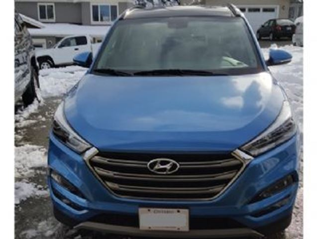 2017 HYUNDAI TUCSON AWD 1.6T Limited in Mississauga, Ontario