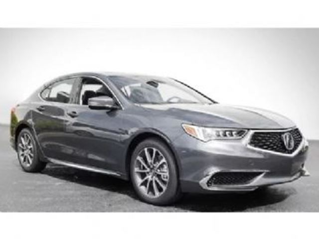 2018 ACURA TLX TLX Technology in Mississauga, Ontario