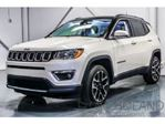 2017 Jeep Compass Limited 4X4 in Mississauga, Ontario