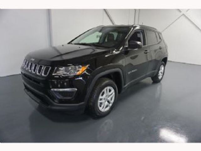 2017 JEEP COMPASS Sport 4X4 Term Can Be Extended To 6, 9 12 Months in Mississauga, Ontario