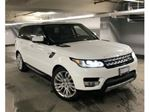 2017 Land Rover Range Rover Sport Diesel Td6 HSE Vision, Premium and Drive Pkgs in Mississauga, Ontario