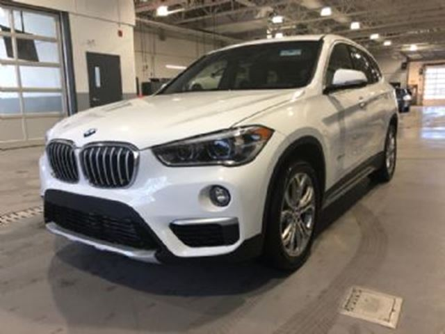 2018 BMW X1 xDrive in Mississauga, Ontario