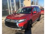 2016 Mitsubishi Outlander SE-AWC Touring AWD V6 3.0L, 7 Passengers,  Sun Roof in Mississauga, Ontario