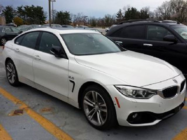 2016 BMW 4 SERIES 428i xDrive Gran Coupe in Mississauga, Ontario