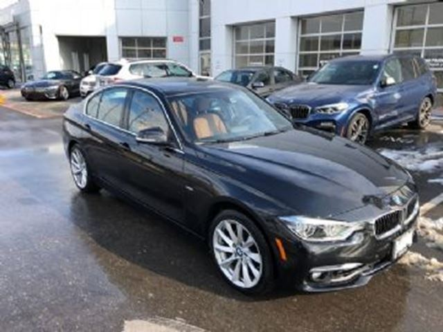 2016 BMW 3 SERIES 328i xDrive w/Premium Package Enhanced in Mississauga, Ontario
