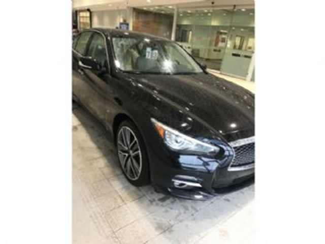 2015 INFINITI Q50 Limited Technologie in Mississauga, Ontario