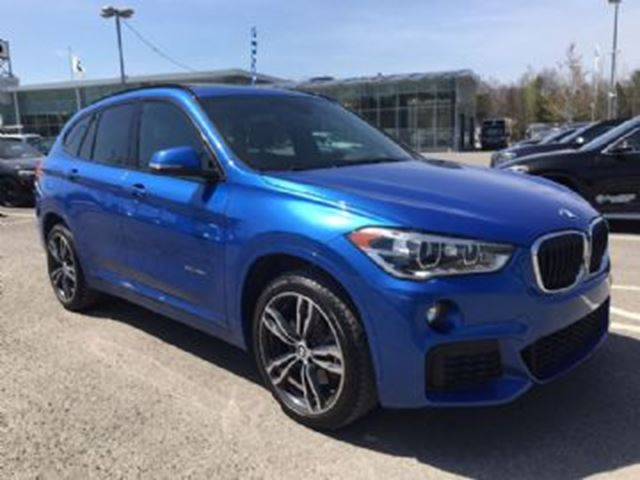 2018 BMW X1 xDrive 28i in Mississauga, Ontario