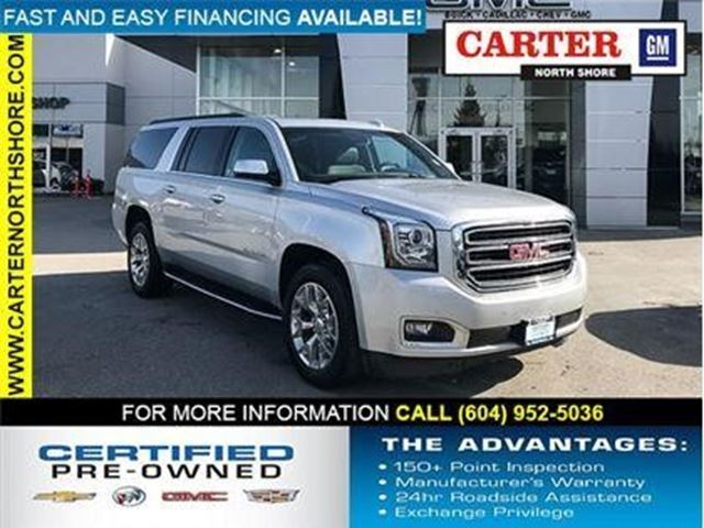 2017 GMC YUKON XL SLT in North Vancouver, British Columbia