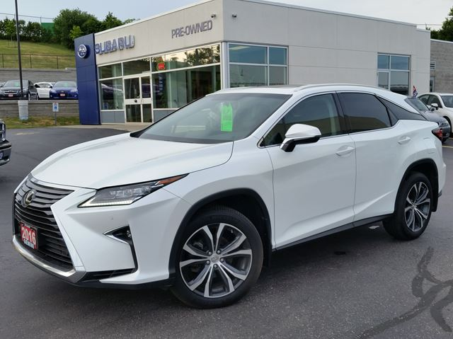 2016 LEXUS RX 350 Luxury Pkg in Kitchener, Ontario
