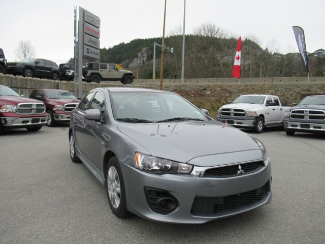 2017 MITSUBISHI LANCER ES in Squamish, British Columbia