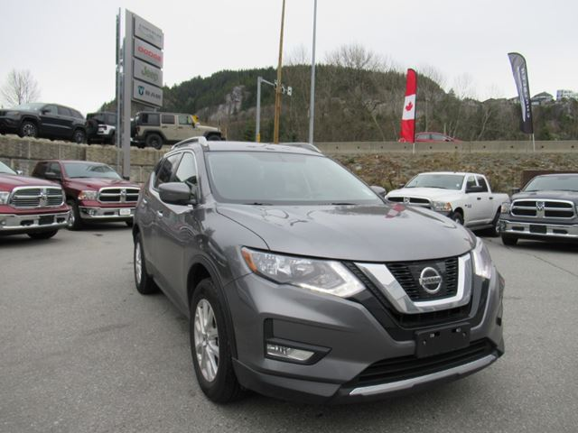 2017 NISSAN ROGUE SV in Squamish, British Columbia