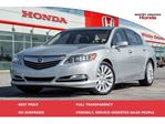 2014 Acura RLX Technology Package   Automatic   Navigation, Sunro in Whitby, Ontario