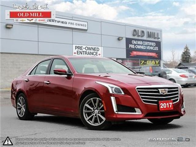 2017 CADILLAC CTS OMG...Luxury AWD in Toronto, Ontario