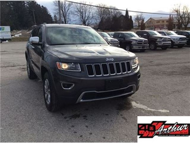 2016 Jeep Grand Cherokee Limited in Arthur, Ontario