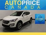 2014 Hyundai Santa Fe AWD 2.0T SE PANOROOF LEATHER in Mississauga, Ontario