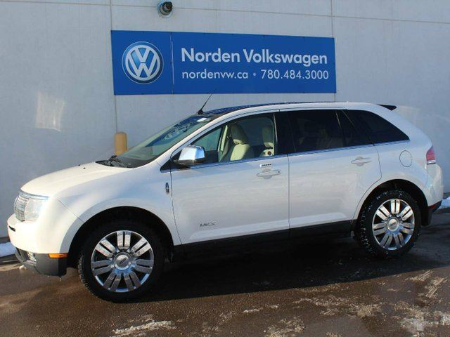 2008 LINCOLN MKX $ 122 / Bi-weekly payments O.A.C. !!! Fully Inspected !!! in Edmonton, Alberta